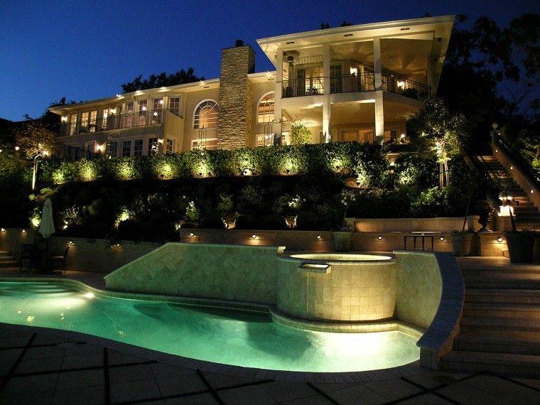 Efectos originales para tu iluminaci n exterior e interior - Iluminacion exterior ...