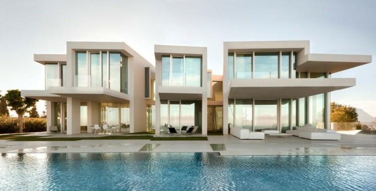casas arquitectura casa Sardinera grande preciosa idea