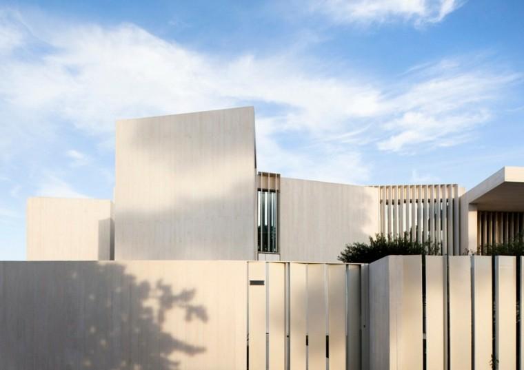casas exterior diseno arquitecto Ramon Esteve moderna