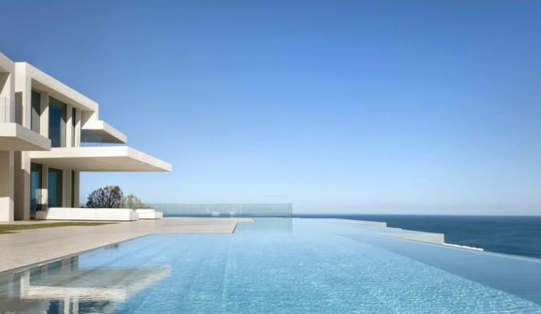 casas vista maravillosas oceano casa Sardinera ideas