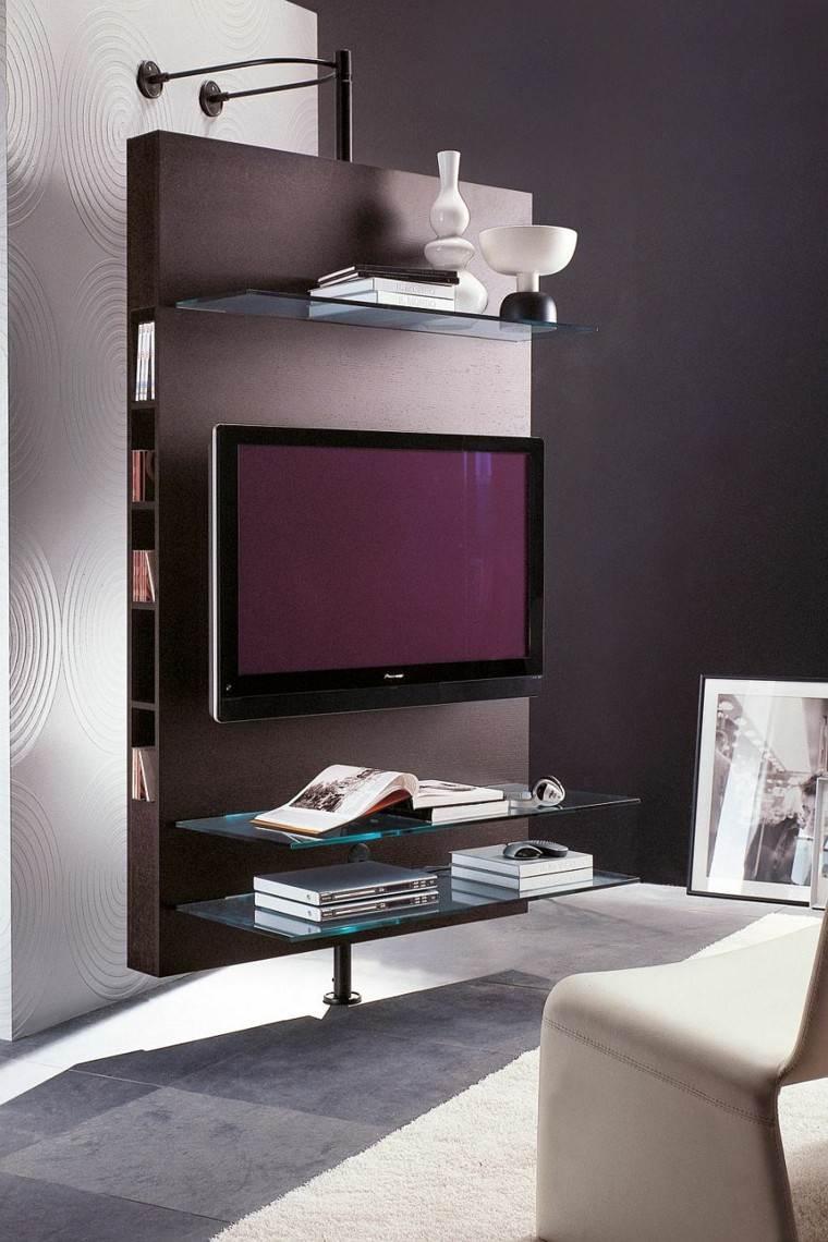 Muebles de salon modernos y funcionales menos es m s for Ocio muebles