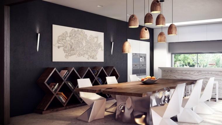 Mesas de cocina modernas prcticas y funcionales
