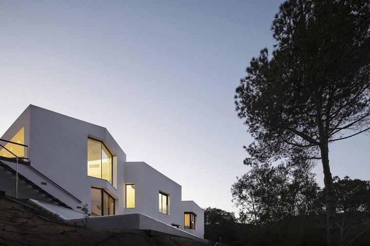 colina la casa diseño Mirag