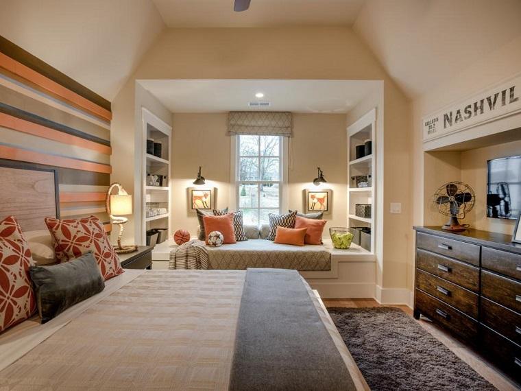Dormitorios juveniles 100 ideas para tu adolescente for Decoracion de recamaras para jovenes hombres