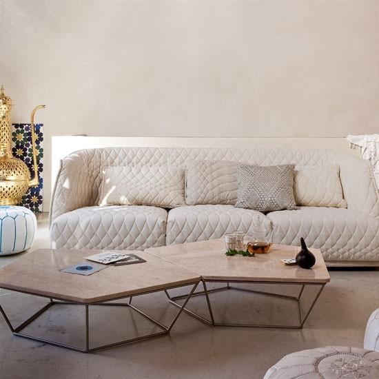 color beige salon muebles pared ideas modernas