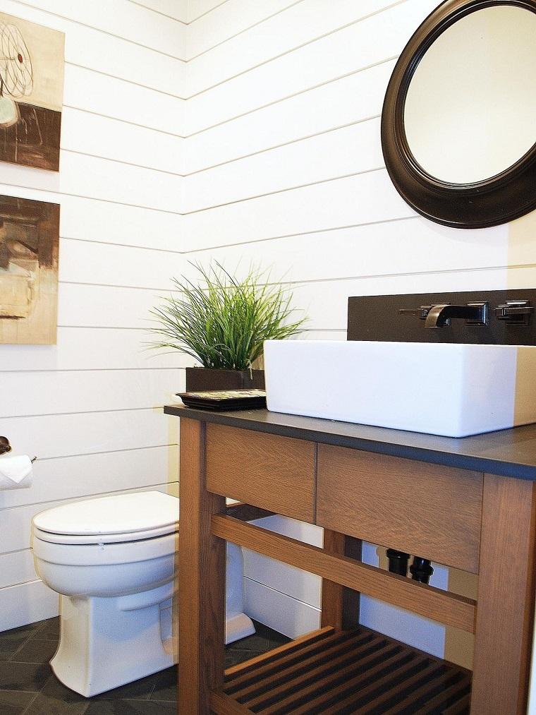 color blanco pared hierba maceta decorativa ideas