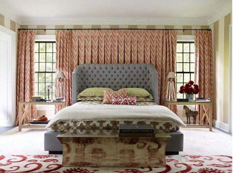 Combinaciones de colores para las paredes del dormitorio - Colores que combinan con beige ...