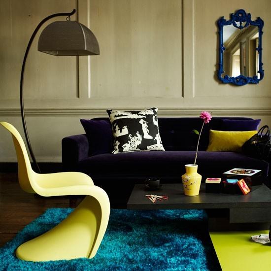 combinacion estilo retro moderno colores ideas bonitos