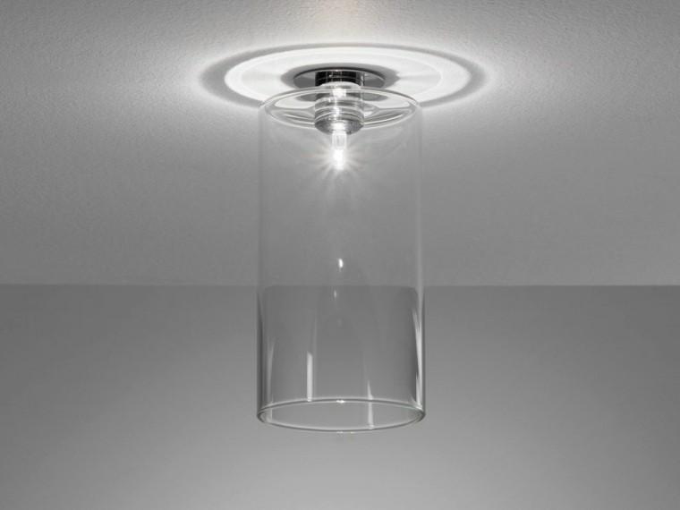 Lamparas de cristal modernas - Lamparas modernas techo ...