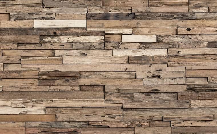 cubierta panel madera evejecida detalle