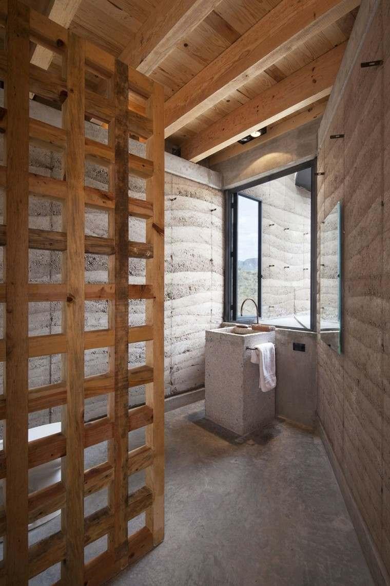 cueva de pilares lavabo piedra