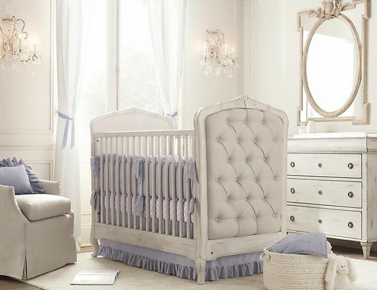 Decorar habitacion bebe - veinticinco ideas excepcionales
