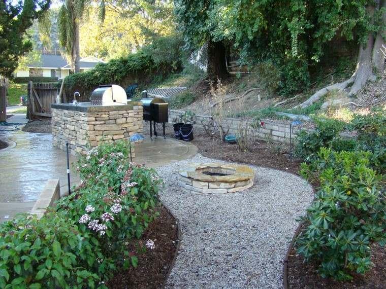 Decoración de jardines 25 ideas de accesorios precioso -