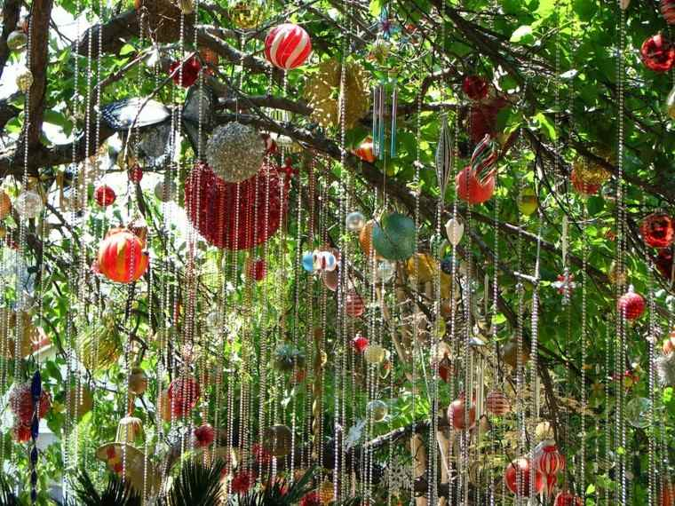 accesorios jardin estilo casero collares