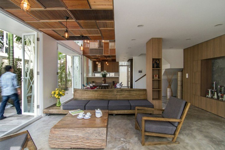 diseño arquitectura interior funcional muebles