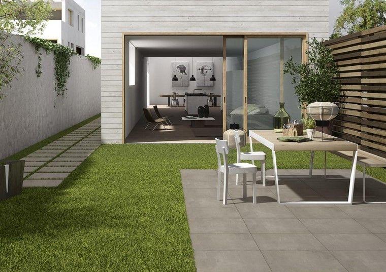 Image gallery jardines de casas modernas for Jardines hermosos para casas pequenas