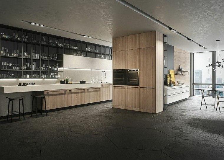 diseño singular cocina opera suelo