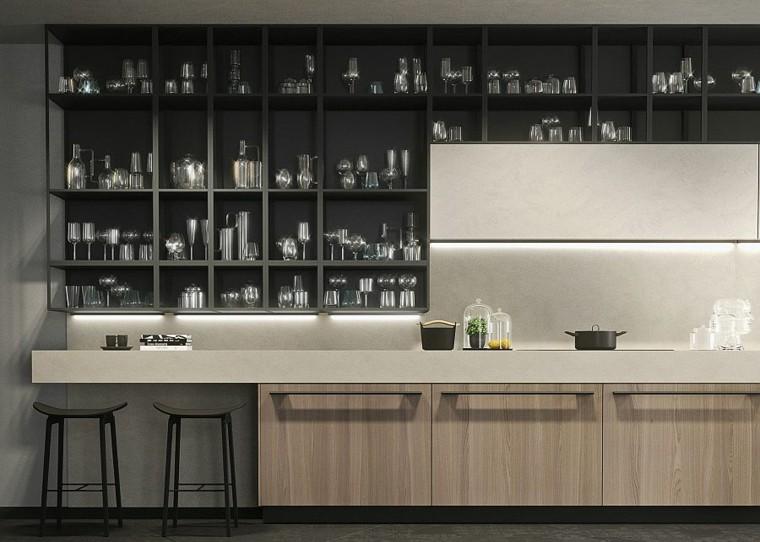 diseño singular detalles cocina vajilla