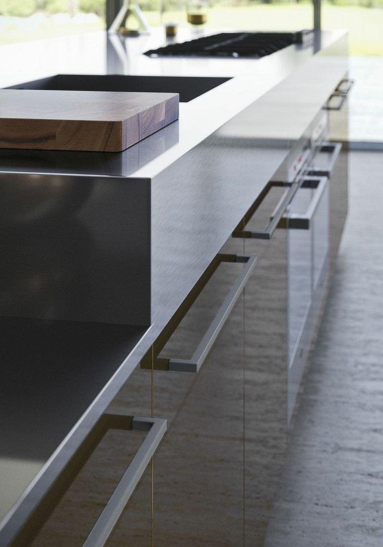 diseño singular madera metal materiales