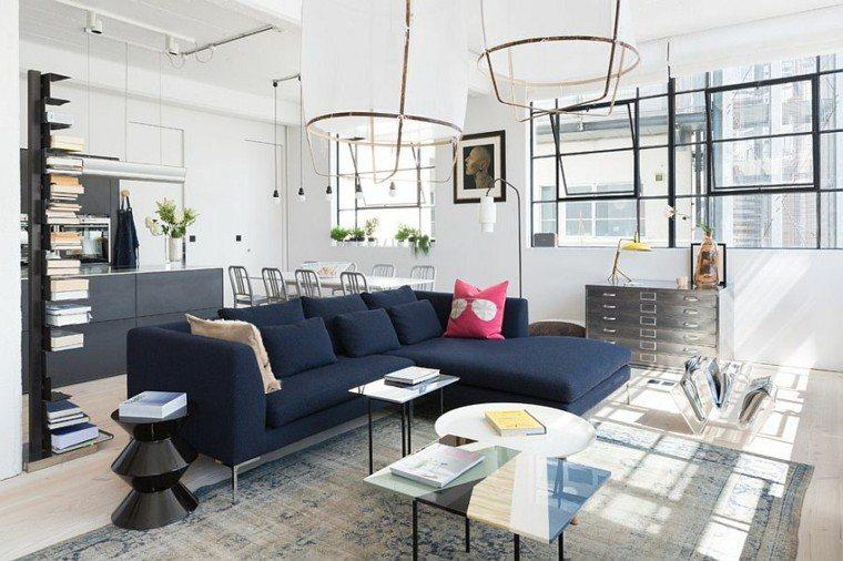 Dise o de interiores inpirado en el estilo escandinavo - Salones de diseno ...