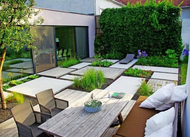 Dise o de jardines jardines verticales chimeneas piscinas for Diseno jardin pequeno con piscina