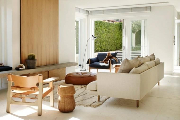distintos tipos sillas butacas taburete combinacion ideas
