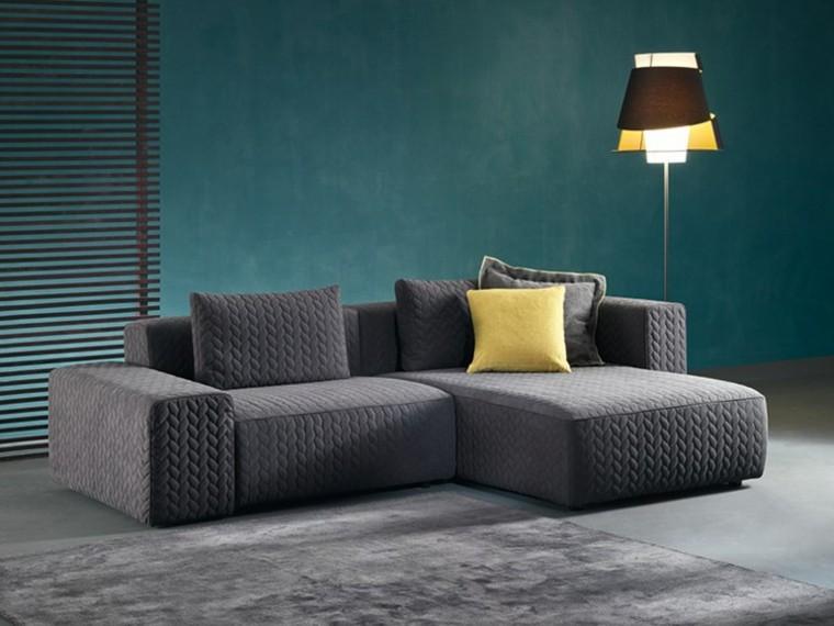 Muebles de salon modernos y funcionales menos es m s for Muebles sofas modernos
