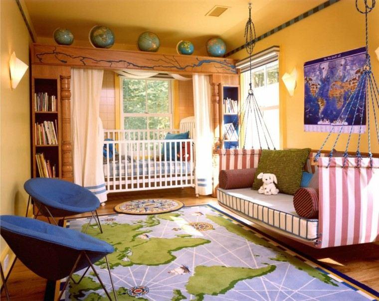 diversion sofa colgante grande habitacion nino ideas