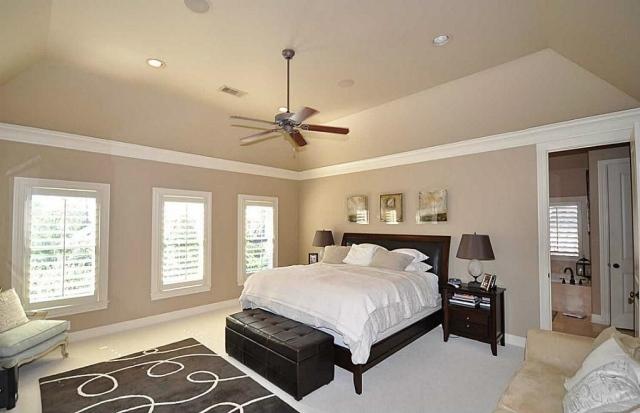 Paleta de colores para el dormitorio es hora de un cambio for Peinture chambre rouge et beige