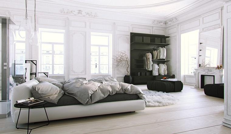 Belleza y estilo en dormitorios con diseño escandinavo -