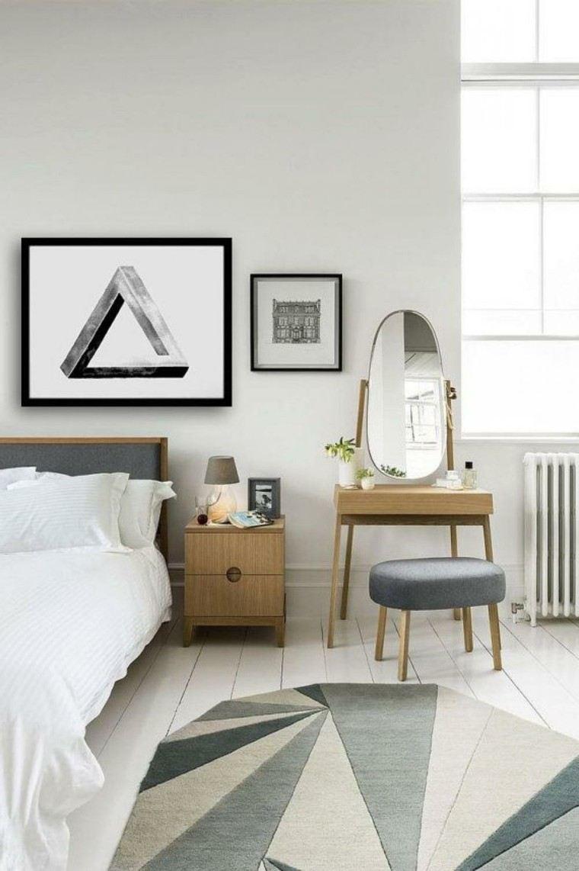 Belleza Y Estilo En Dormitorios Con Dise 241 O Escandinavo