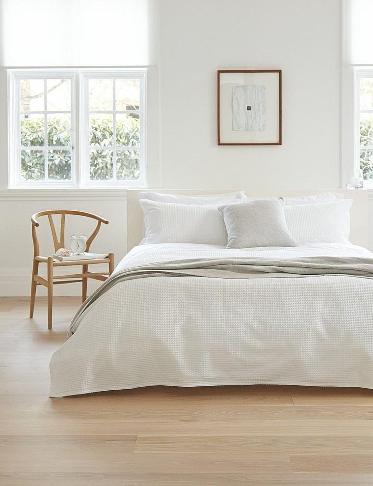 Belleza y estilo en dormitorios con dise o escandinavo - Disenos de dormitorios ...