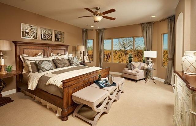 Paleta de colores para el dormitorio es hora de un cambio - Schlafzimmer farben ...