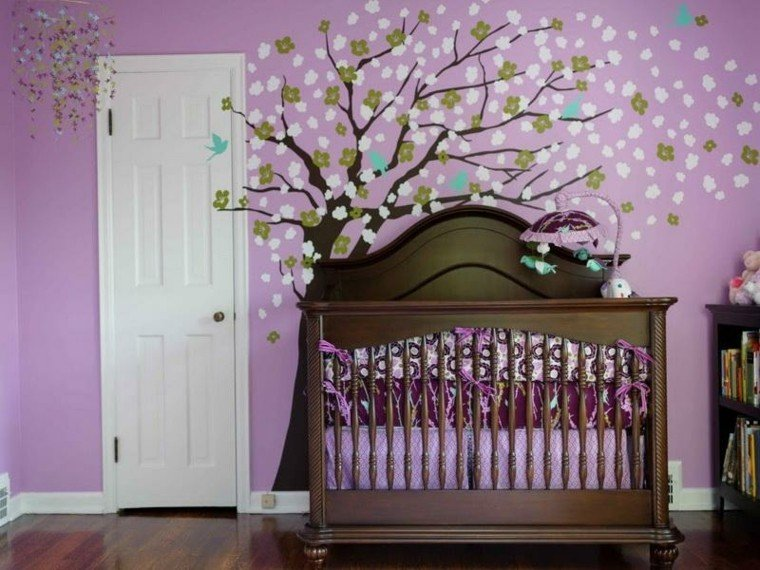 Bedroom Decorating Ideas Lilac