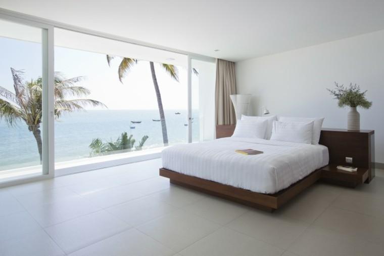 dormitorio vista oceano ideas luminoso precioso ideas