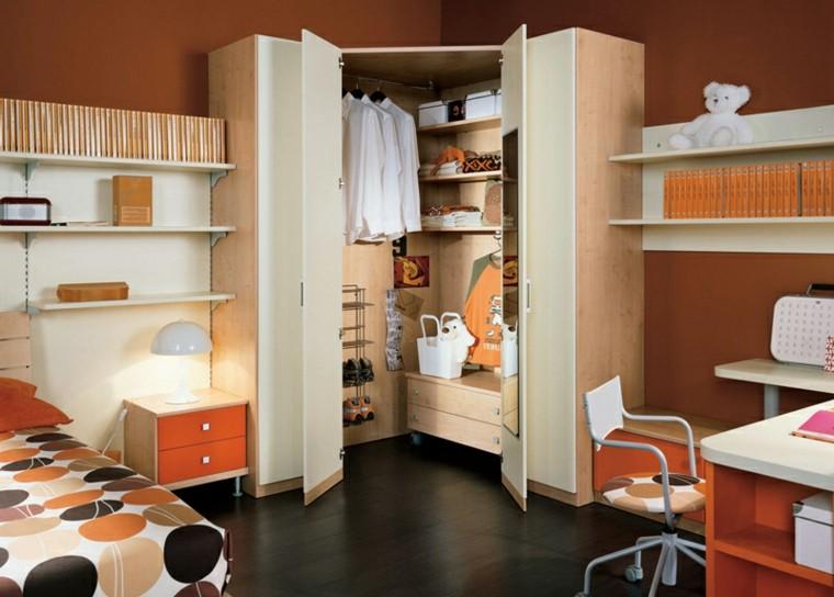 Dormitorios juveniles 100 ideas para tu adolescente for Dormitorios comodos