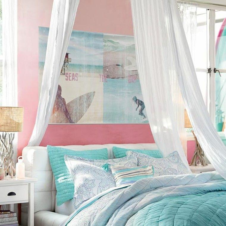 Dormitorios juveniles 100 ideas para tu adolescente - Dormitorios juveniles chicas ...