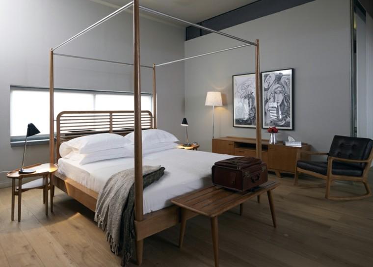 doseles minimalistas madera camas