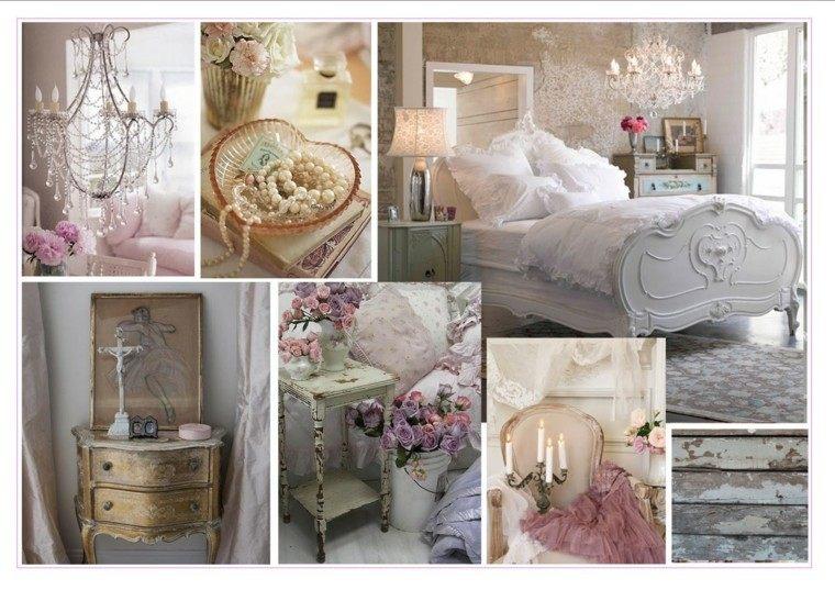 elegir shabby chic estilo bonito decoracion casa ideas