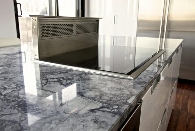 encimera horno resistente marmol ideas modernas