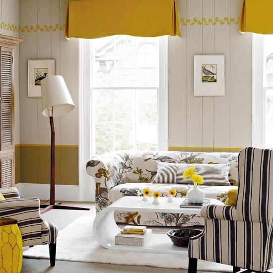 entrenimiento salon luminoso color blanco muebles mesa ideas