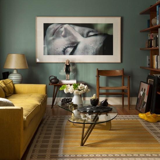 entretenimiento ideas salon sofa alfombra amarillos ideas