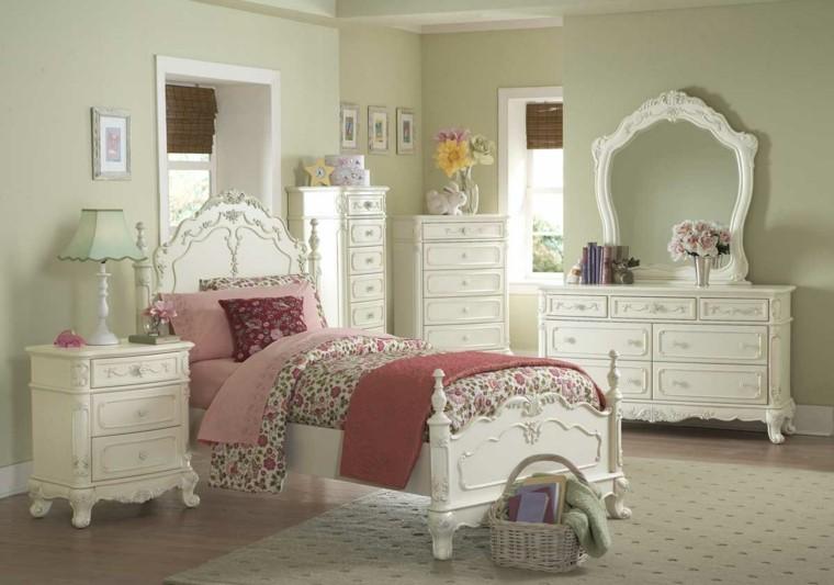 Época victoriana: muebles con fantasía romántica -