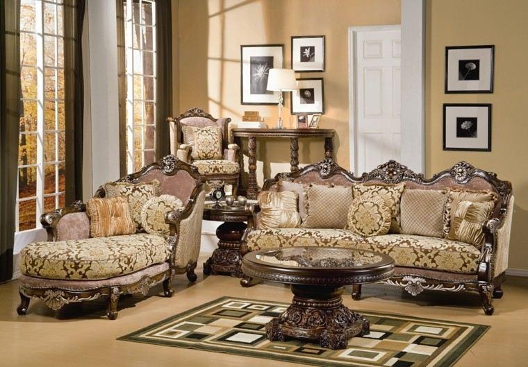 época victoriana elegancia lujo salon ideas