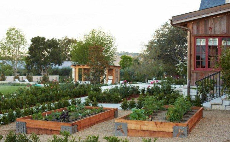 bug landscaping patio design beds