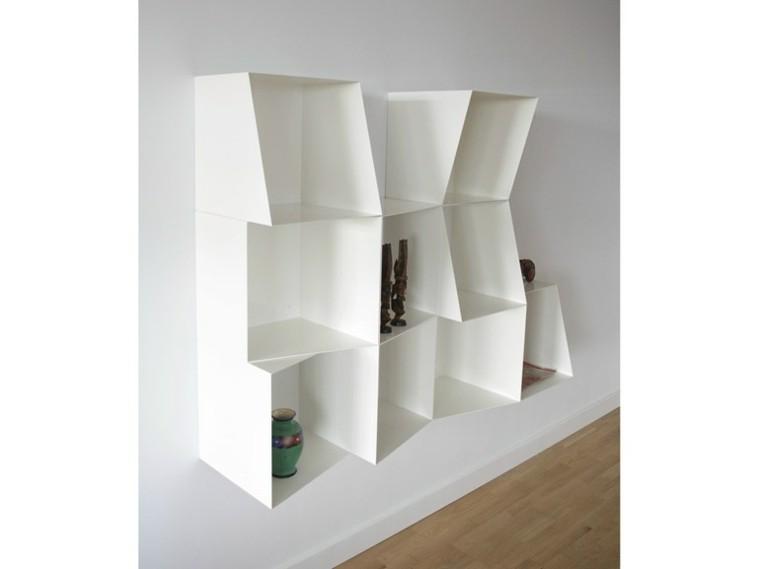 estanterias muebles modernos de salon