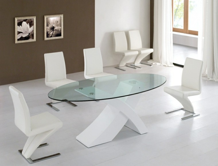 estilo moderno diseño muebles comedor