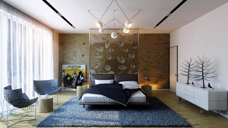 Fantas a y modernidad 50 ideas para el dormitorio for Cama original