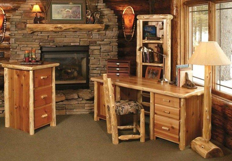 Natural Wood Dining Room Set