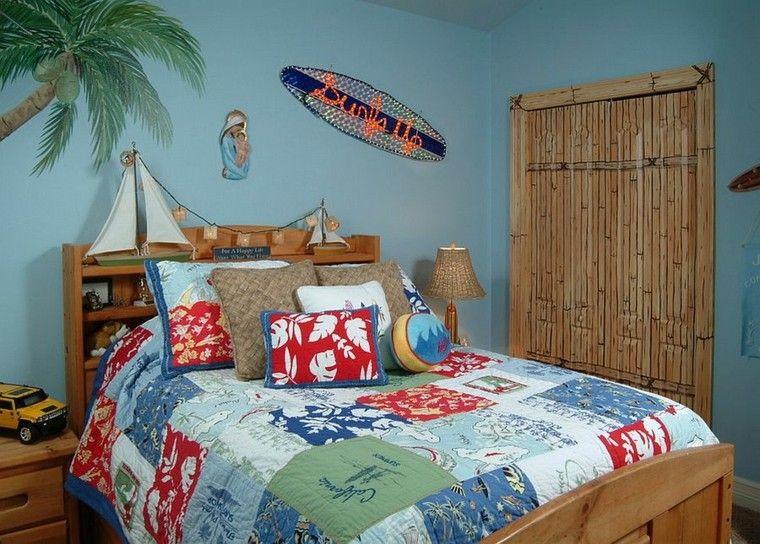 habitaciones chicos palmera playa cocotero
